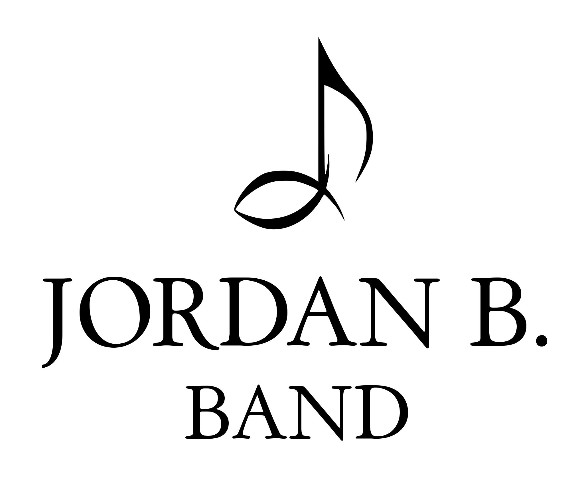 Jordan B. Band logo